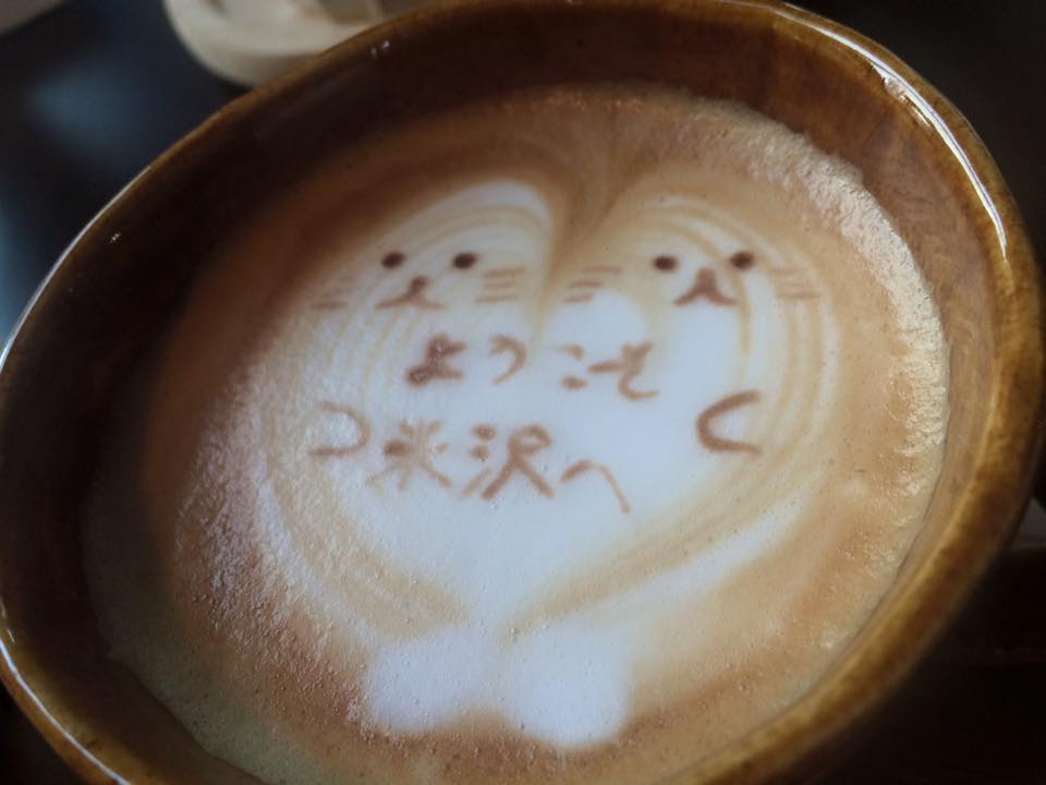 cafe laboratoryのオーナーが二人にサプライズしてくれたのーーー!わたしまで感動~