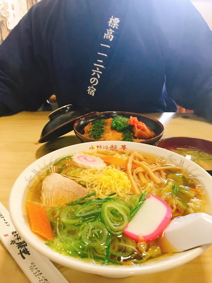 龍華さんの 五目中華 お野菜たっぷり♪お味はスッキリと美味しかった~