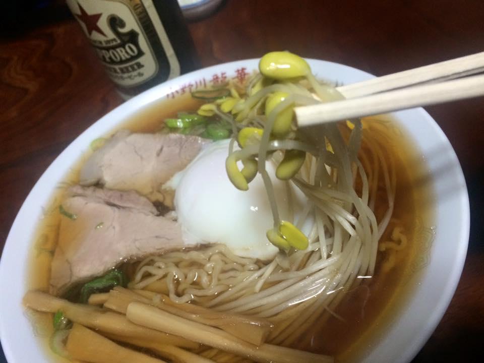 小野川の豆もやしラーメンはやっぱり美味しい♪米沢冬のランチにおすすめ