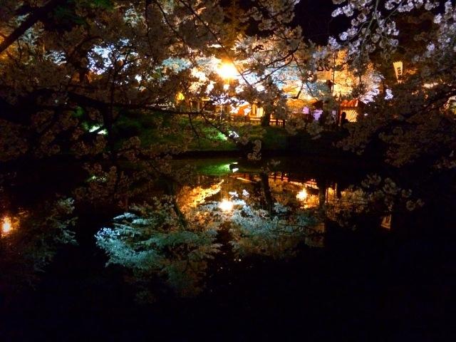 「世界に伝えたい日本の春の絶景」に米沢・松が岬公園(上杉神社)が選出♪