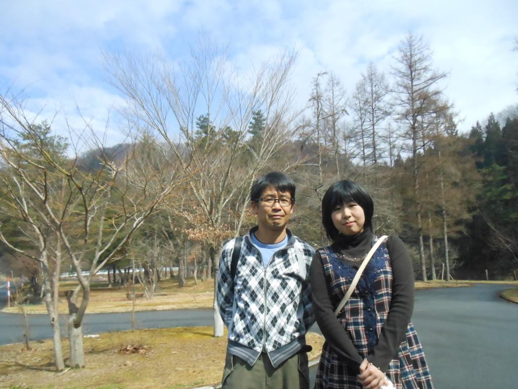 「誕生日旅行にのんびりとした時間・米沢牛万歳!!」ー素敵な時間♪温泉二人旅の思い出メッセージー