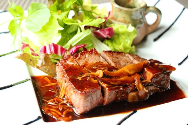 米沢牛ランプステーキ ハーフサイズ