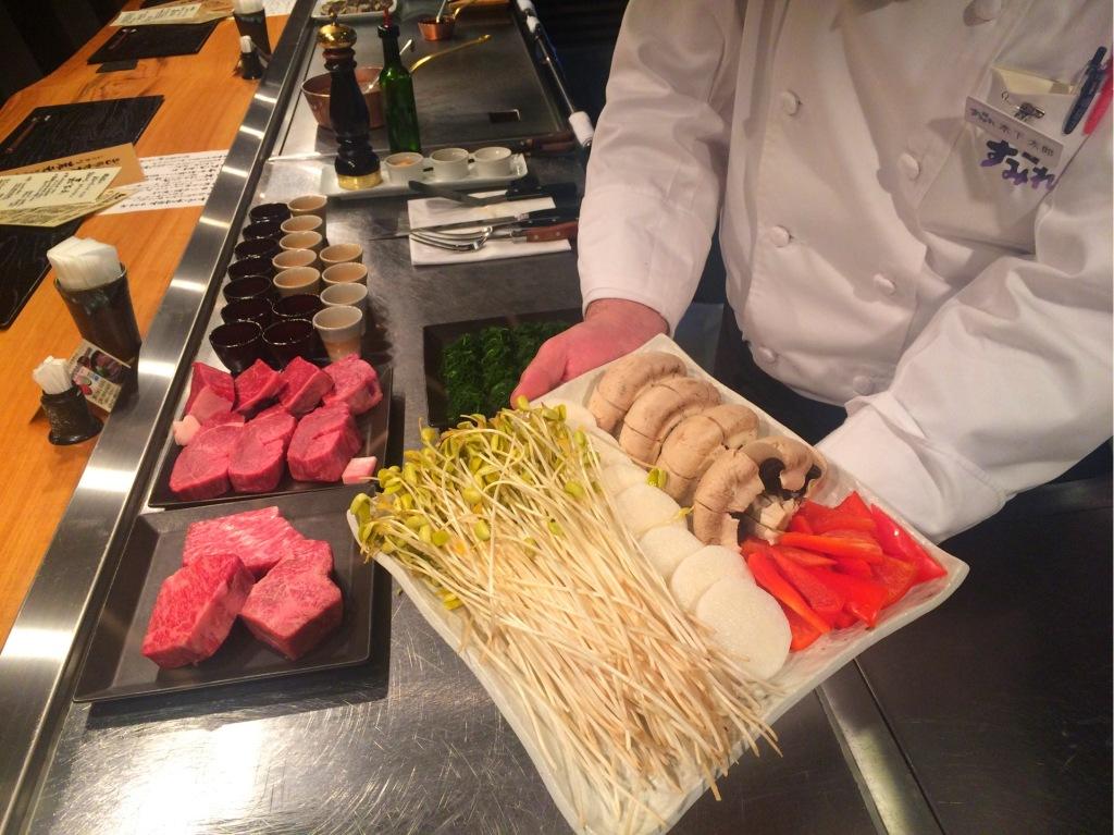 小野川温泉の豆もやしが入荷しました~♪ー米沢牛ステーキとコラボー