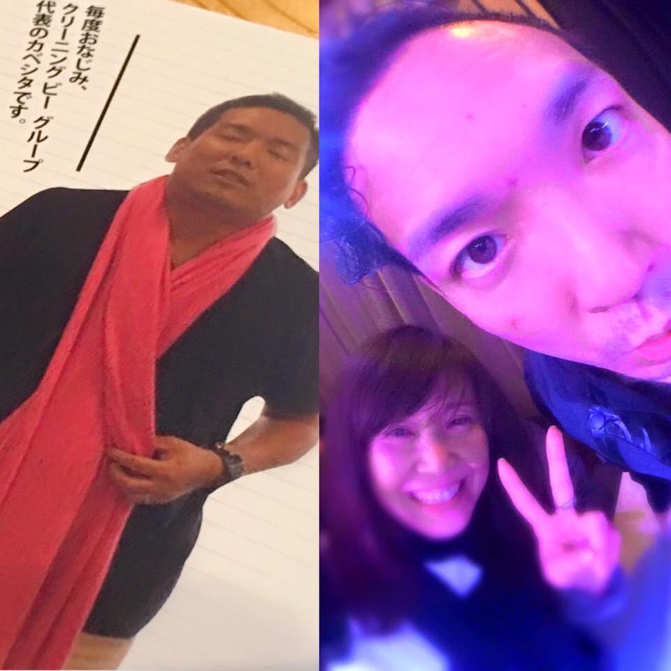 1月の大阪での再会が嬉しかったな~!