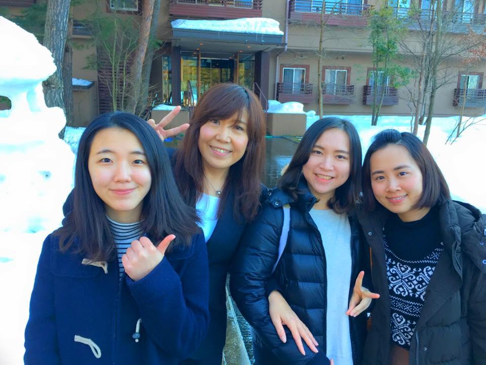 日本の温泉に入り、東北の和牛ブランド牛を食べるなら米沢で♪ー遊びに来てね~!笑ー
