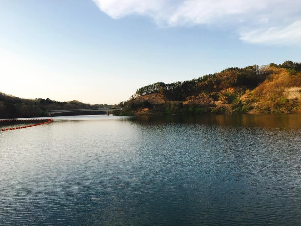 西吾妻スカイバレーや水窪ダムの風景がとてもきれいです♪