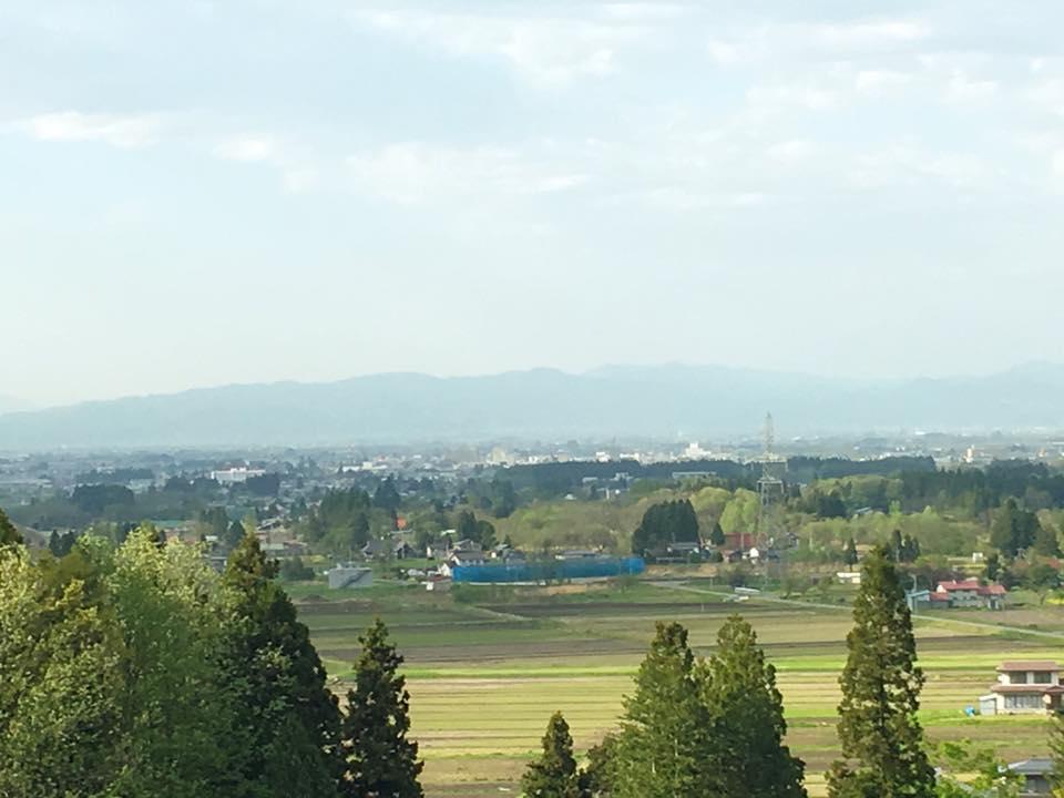 すみれから小野川温泉へは15キロ。船坂峠を越えて