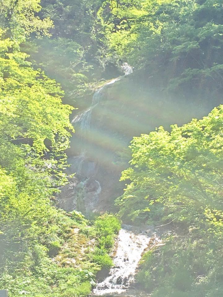 大瀧不動明王尊の例大祭は 関根金山と呼ばれていた裏山で