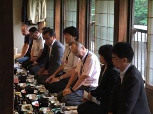 滑川温泉 福島屋さんに行ってきました♪ー温泉米沢八湯会 年に一度の総会編ー
