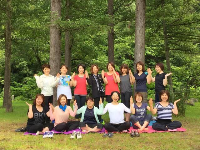 ヨガ&温泉&米沢牛のコラボレーション ー素敵な女性たちのランチタイムー