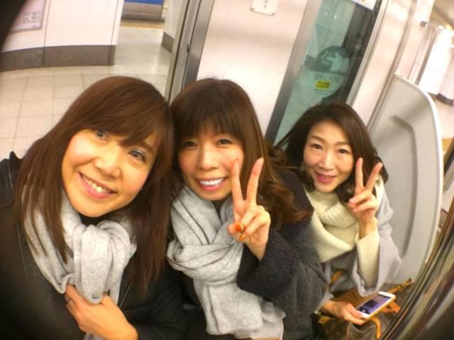新宿で偶然!!ピンポイントで出会う縁(笑)