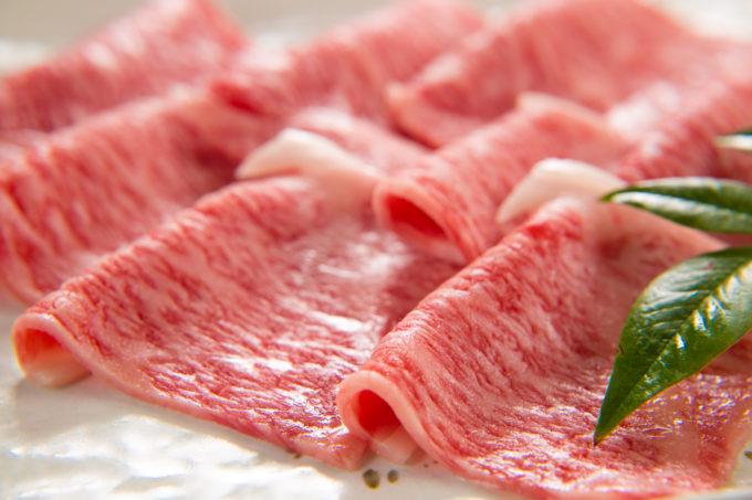 米沢牛すき焼きしゃぶしゃぶ増量