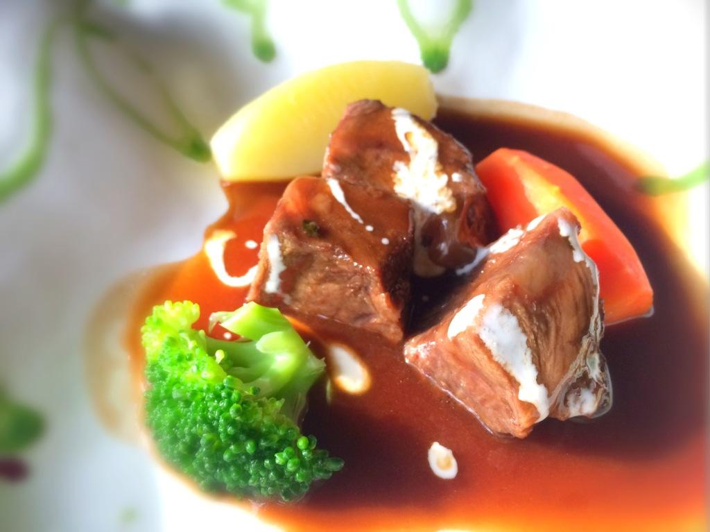冬メニューの試食会をしました~♪ーすみれの米沢牛創作懐石料理ー