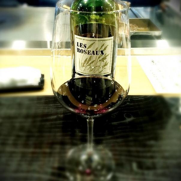 ワインはこの日を楽しみにして 二人のリラックスタイム